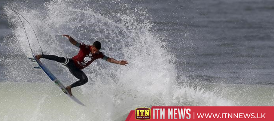World's best surfers take on man-made waves ahead of Surf Ranch Pro