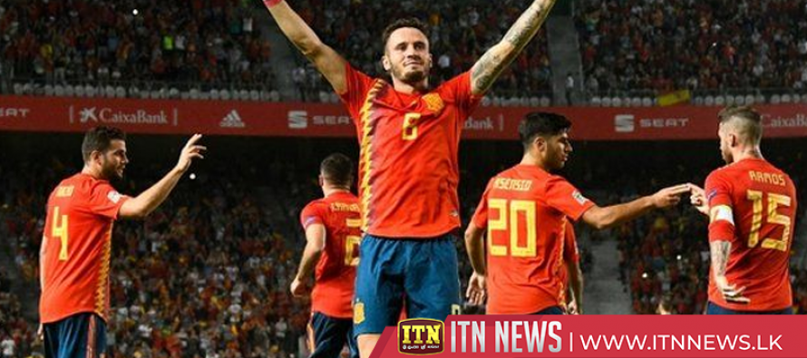 Saul Niguez and Luis Enrique's impact on Spain's new era