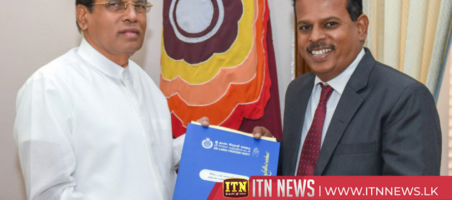 Two new SLFP Organizers appointed