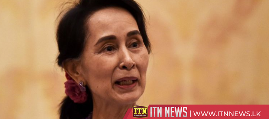 Myanmar's Suu Kyi says jailed Reuters journalists can appeal verdict