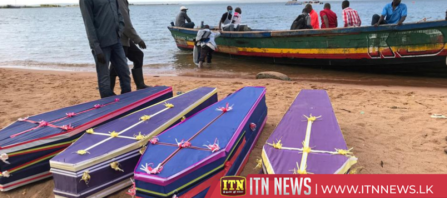 Survivor pulled from capsized Tanzanian ferry as death toll reaches at least 218