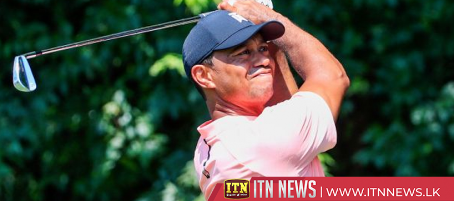 Tiger, Rickie top leaderboard after opening round of Tour Championship