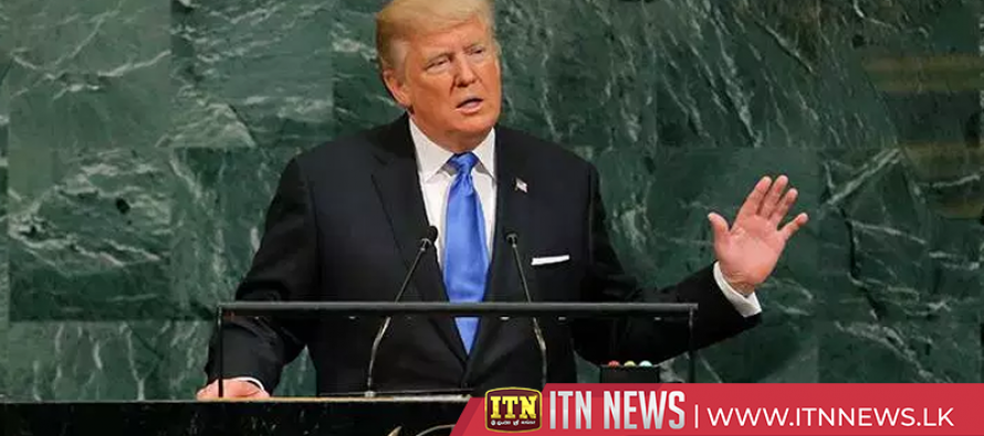 Trump accuses Iran of spreading 'chaos, death and destruction' in U.N. speech
