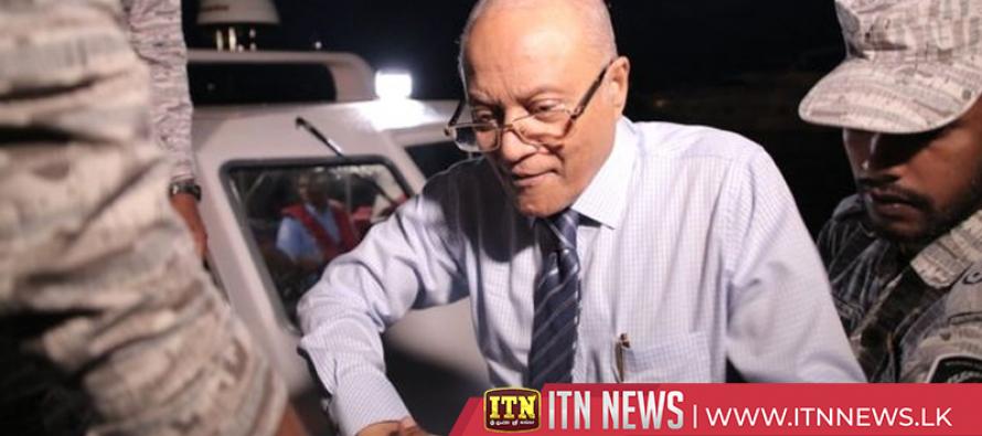 Former Maldives president released on bail