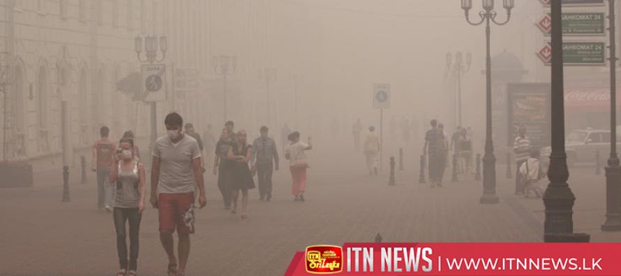 Air pollution kills 600,000 children every year