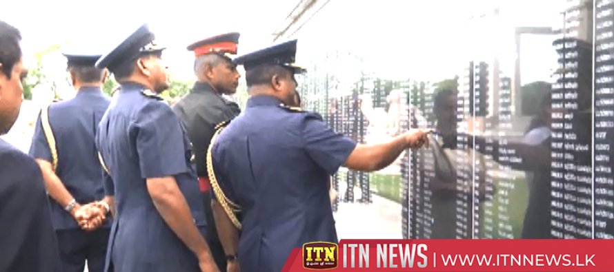 Defence University commemorates war heroes
