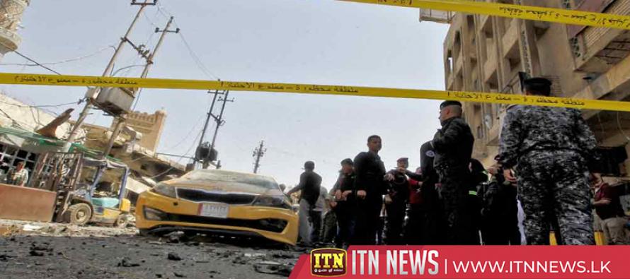 Car bomb kills six, wounds 30 near Iraq's Mosul