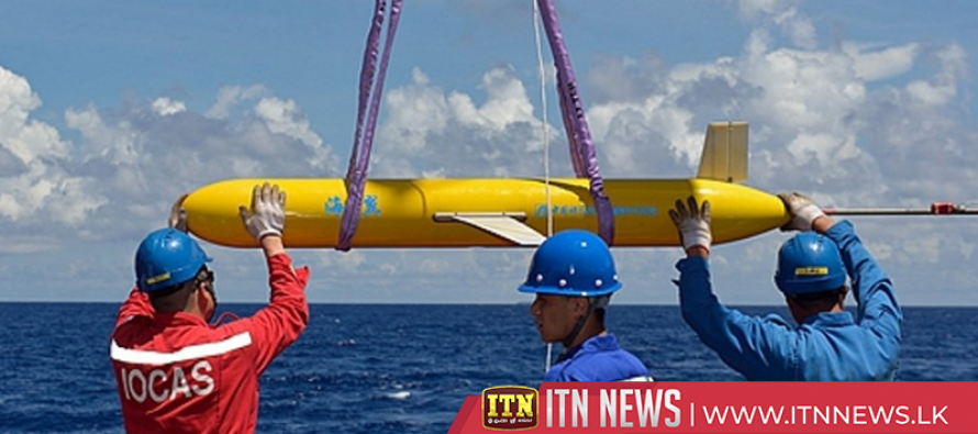 China's newly developed underwater glider passes joint test
