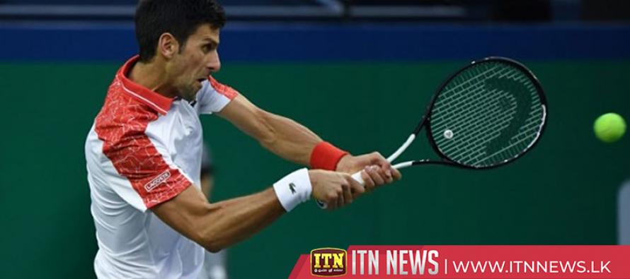 Djokovic beats Zverev to reach Shanghai Masters final