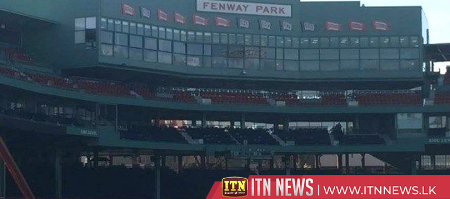 Preps underway for World Series opening in Boston