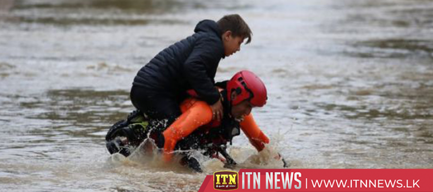 Flash floods wreak havoc in southern France, killing at least 13