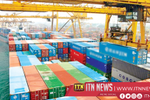 Colombo Harbour increases container handling