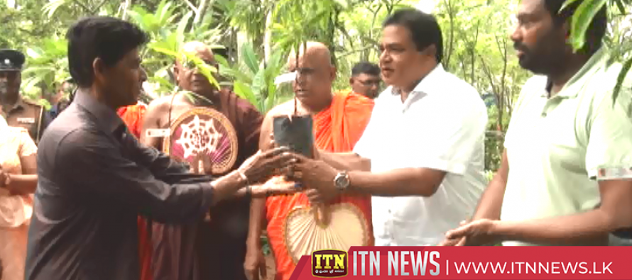 50,000 mango plants distributed among families in Tanthrimale