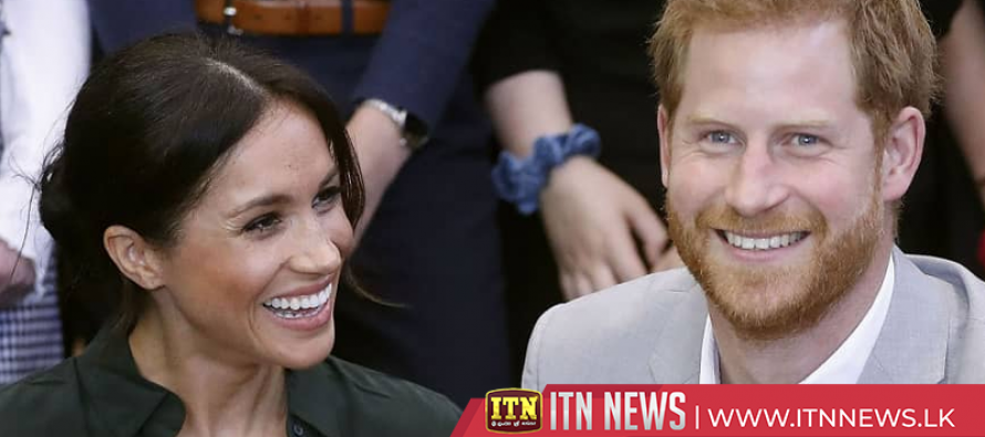UK's Prince Harry and pregnant wife Meghan are welcomed in Sydney