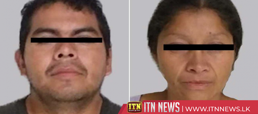 Mexican couple arrested with body parts may have killed up to 20 people
