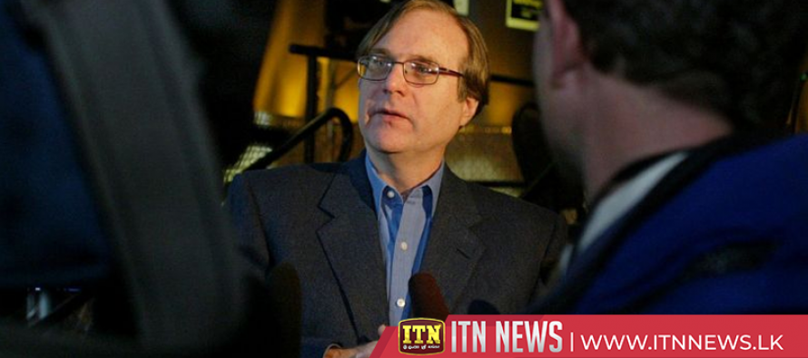 Microsoft co-founder Paul Allen dies of cancer at 65