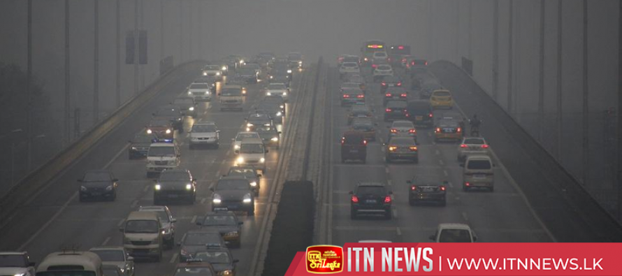 U.N. sets out massive benefits from air pollution action in Asia