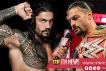 WWE ලෝක ශූර රෝමන් රෙයින් සමු ගනියි..