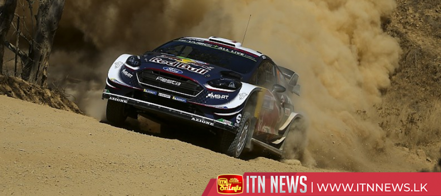 Loeb wins first WRC race for five years as Ogier seizes championship lead
