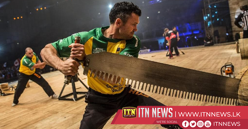 Australia's O'Toole wins Timber sports world championship