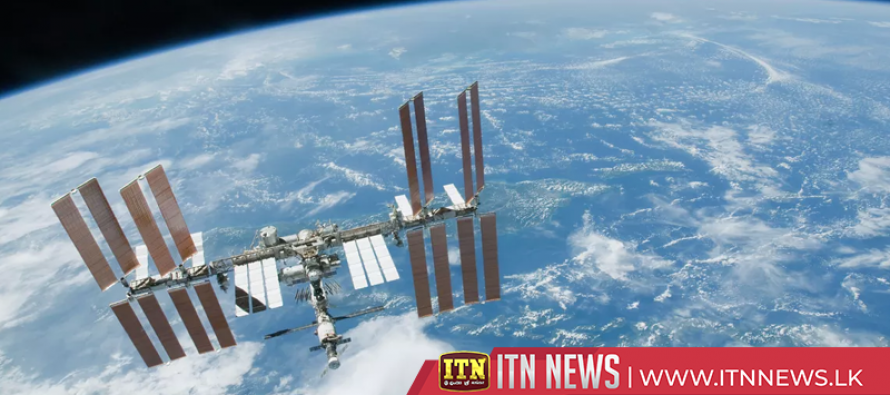 Space station command handed over to European Space Agency
