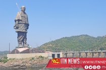 India unveils the world's tallest statue
