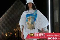 Vuitton brings intergalactic vibes to close of Paris Fashion Week