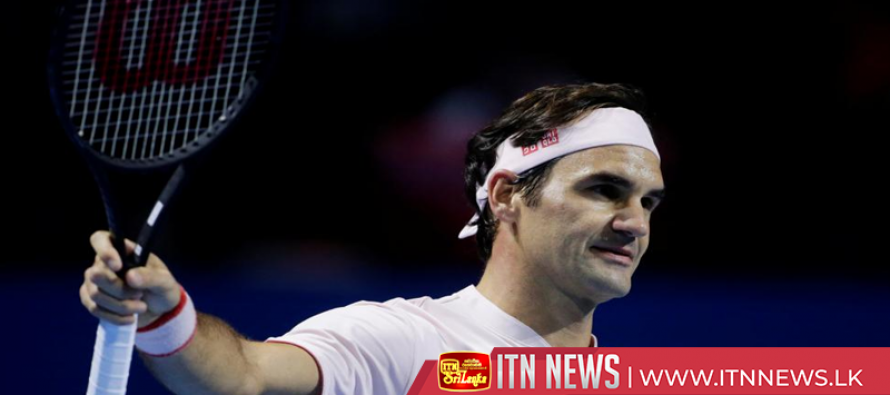 Federer defeats Medvedev to reach Basel final