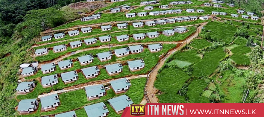 Housing Project vested with the people