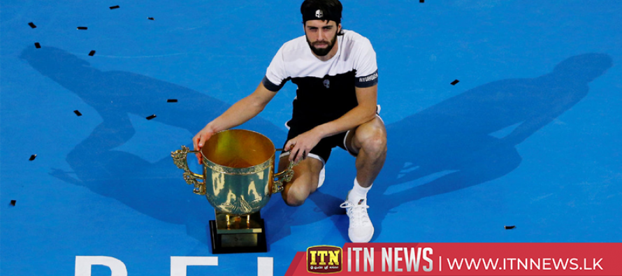 Basilashvili shocks Del Potro to win China Open