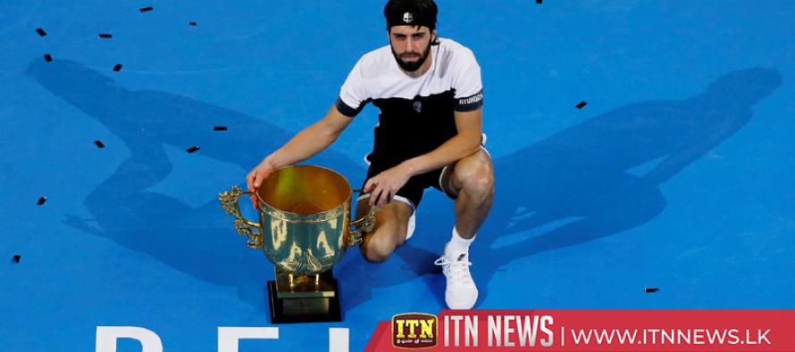 Basilashvili shocks Del Potro to win China Open