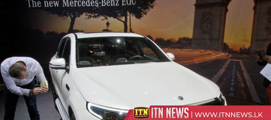 Paris Motor Show opens to media