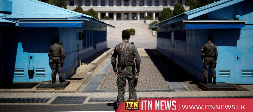 South Korean military removes landmines along fortified border