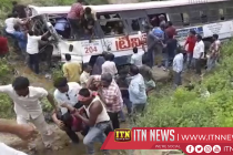 At least six killed after bus plunges into canal in India's east