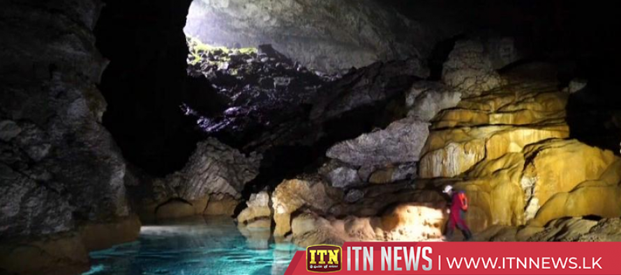 China-UK joint team finds world-class cave hall in S China (Video)