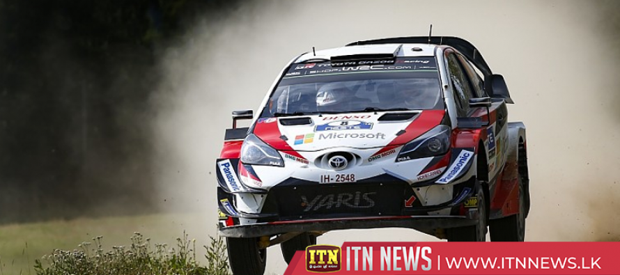 Suninen wins Rally of Britain warm-up as Tanak crashes