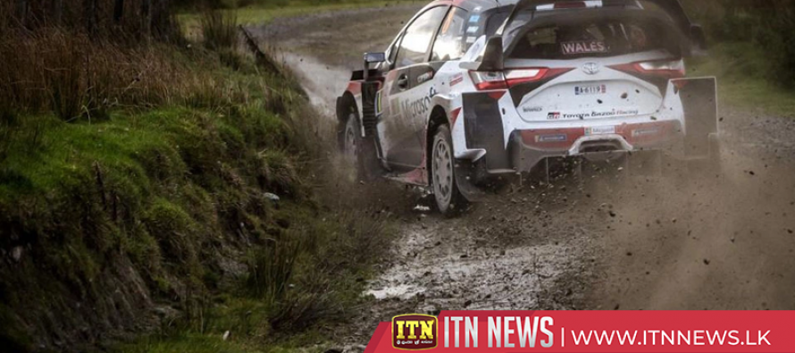Tanak extends lead over Neuville and Ogier in Wales Rally GB