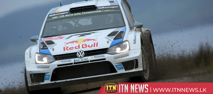 Ogier wins Wales Rally GB