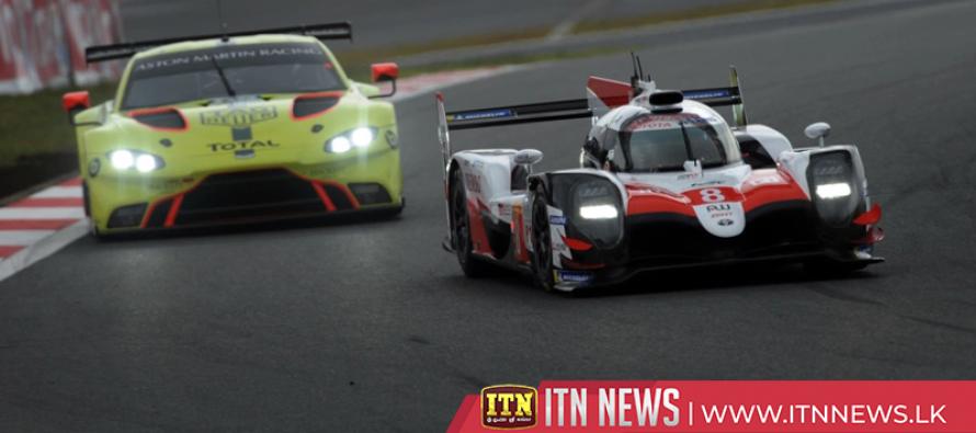 Alonso second as Toyota dominate Fuji Endurance race