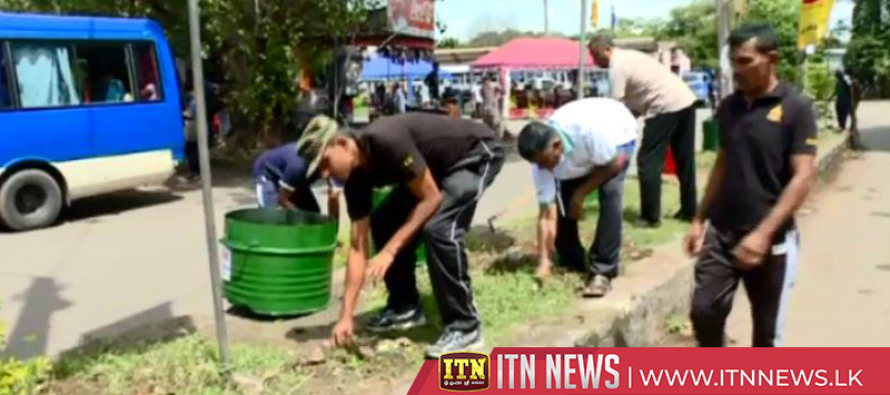 First Clean & Green City drive begins from Katunayake