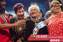 Israel crowns 93-year-old as 'Miss Holocaust Survivor