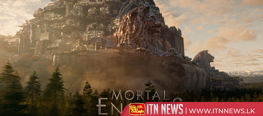 """Mortal Engines"" scheduled for release next month"