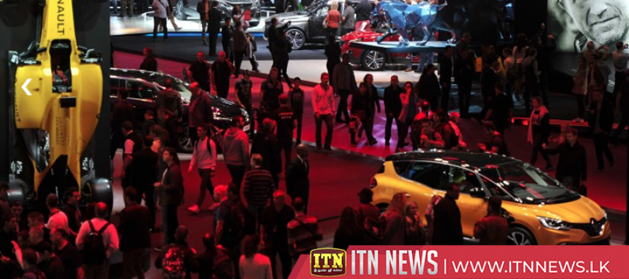 Paris auto show : 120 years of automobile innovation