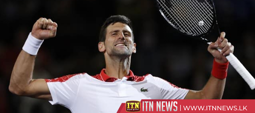 Djokovic cruises past Coric to win fourth Shanghai title