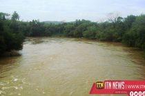 களு மற்றும் ஜிங் கங்கையின் நீர் மட்டம் அதிகரித்துள்ளது