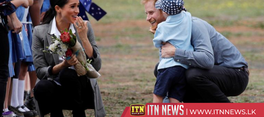 Royal couple visit school targeted at improving education of indigenous Australians