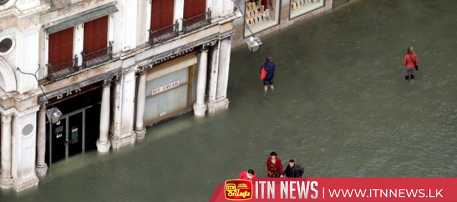 Four die as storms, high winds batter Italy