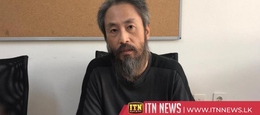 Japanese journalist Yasuda says 'happy' to be headed home