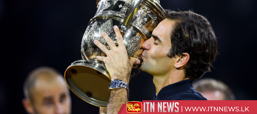 Federer beats Copil in Basel for 99th tour-level title