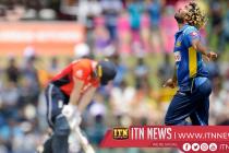 Malinga captures his 500th international wicket